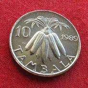 Malawi 10 Tambala 1989 UNCºº - Malawi