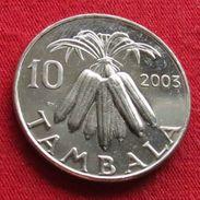 Malawi 10 Tambala 2003 UNCºº - Malawi