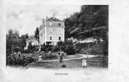 CPA De BEURE (Doubs) Gouille. Circulée (sous Enveloppe). Dos Divisé. Bon état. - France