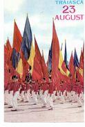 Traiasca 23 August ( Fête De La Jeunesse) - Roemenië