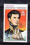 XP3493 - TERRITORIO ANTARTICO BRITANNICO , 3 P. Yvert N. 50  **  MNH . ORDINARIA - Territorio Antartico Britannico  (BAT)