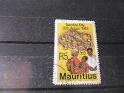 ILE MAURICE  N°579 - Maurice (1968-...)