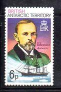 XP3496 - TERRITORIO ANTARTICO BRITANNICO , 6 P. Yvert N. 53  **  MNH . ORDINARIA - Territorio Antartico Britannico  (BAT)