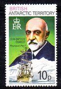 XP3498 - TERRITORIO ANTARTICO BRITANNICO , 10 P. Yvert N. 55  **  MNH . ORDINARIA - Territorio Antartico Britannico  (BAT)