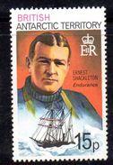 XP3499 - TERRITORIO ANTARTICO BRITANNICO , 15 P. Yvert N. 56  **  MNH . ORDINARIA - Territorio Antartico Britannico  (BAT)