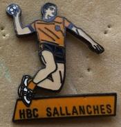 HBC SALLANCHES - FRANCE - EQUIPE DE HANDBALL - HAND BALL - JOUEUR -    (19) - Handball