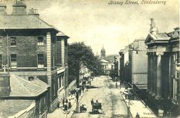 LONDONDERRY - BISHOP STREET 1905  I463 - Londonderry