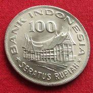 Indonesia 100 Rupees 1978 FAO F.A.O. Indonesie UNCºº - Indonesia
