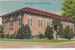 Mississippi Hattiesburg Public Library 1944 - Hattiesburg