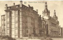 Nieuwpoort Nieuport Bains Groupe D'Hôtels Nels - Nieuwpoort