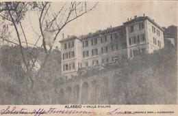 ALASSIO-VEDUTA-VALLE D'ULIVO - Savona