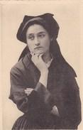CPA Pensive, Jeune Fille De L'Ile De Sein (pk39560) - Ile De Sein