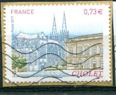 France 2017 - YT 5142 (o) Sur Fragment - France