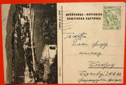 YUGOSLAVIA - CROATIA - Icici. Illustrated Pc YU10/46 - Postal Stationery