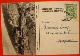YUGOSLAVIA - CROATIA - Opatija. Illustrated Pc YU10/49 - Postal Stationery