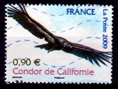 France, Bird, California Condor, 2009, VFU - Used Stamps