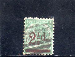 AUSTRALIE DU SUD 1891 O - 1855-1912 South Australia