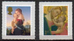 GREAT BRITAIN 2007 Christmas: Paintings Of The Madonna And Child - 1952-.... (Elizabeth II)