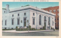 Georgia Gainesville Post Office and Federal Building