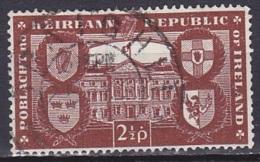 Ireland (1949):- International Recognition Of Republic (2 1/2 D):- USED - 1949-... Republic Of Ireland