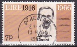 Ireland (1966):- Easter Rising 50th Anniv./Eamonn Ceannt (7 D):- 'CORCAIGH' (Cork) Cancellation - 1949-... Republic Of Ireland