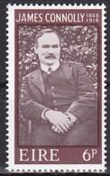 Ireland (1968):- James Connolly Birth Centenary (6 D):- MNH - 1949-... Republic Of Ireland