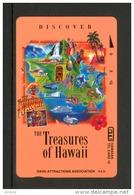 Hawaii GTE - 1993 10 Unit - Treasures - HAW-49 - Mint - Hawaii