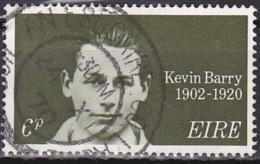 Ireland (1970):- Kevin Barry 50th Death Anniv. (6 D):- USED - 1949-... Republic Of Ireland
