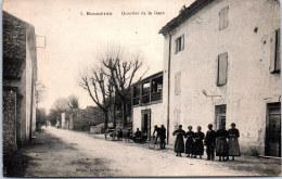 30 BOUCOIRAN - Quartier De La Gare - Sonstige Gemeinden