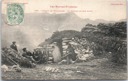 65 - Cirque De Troumouse, La Cabane De Las Aires - France