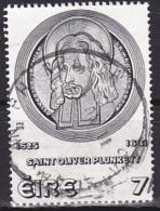 Ireland (1975):- Oliver Plunkett Canonisation (7 P):- USED - 1949-... Republic Of Ireland