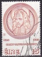 Ireland (1975):- Oliver Plunkett Canonisation (15 P):- USED - 1949-... Republic Of Ireland