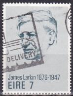 Ireland (1976):- James Larkin Birth Centenary (7 P):- USED - 1949-... Republic Of Ireland
