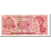 Honduras, 1 Lempira, 1997, KM:79a, 1997-09-18, NEUF - Honduras
