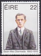 Ireland (1983):- Sean Mac Diarmada Birth Centenary (22 P):- MNH - 1949-... Republic Of Ireland