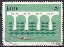 Ireland (1984):- Europa CEPT/25th Anniv. (29 P):- USED - Used Stamps