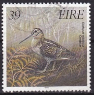 Ireland (1989):- Flora & Fauna 12th Series/Game Birds/Woodcock (39 P):- USED - Used Stamps
