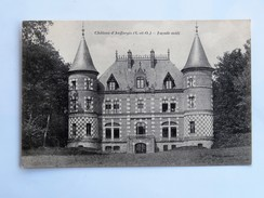 C.P.A. 78 Chateau D' AUFFARGIS, Façade Midi - Auffargis