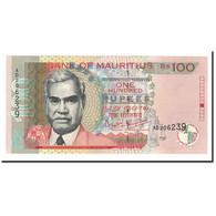 Mauritius, 100 Rupees, 1999, KM:51a, SPL+ - Maurice