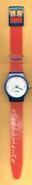 ADVERTISEMENT WATCHES - CLÁSSICO ETERNAMENTE / 01 (PORTUGAL) - Advertisement Watches