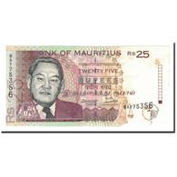 Mauritius, 25 Rupees, 1998, KM:42, SPL+ - Maurice