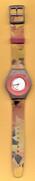 ADVERTISEMENT WATCHES - PRITOR - PRITOR PLUS / 02 (PORTUGAL) - Advertisement Watches