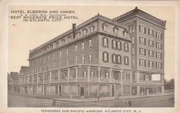 New Jersey Atlantic City The Hotel Elberon and Annex