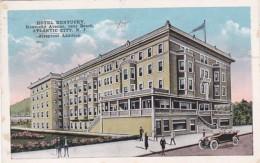 New Jersey Atlantic City Hotel Kkentucky 1919
