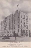 New Jersey Atlantic City Hotel Jefferson