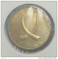 EQUATORIAL GUINEA 1 PESETA 1969 PICK KM1 UNC - Equatorial Guinea