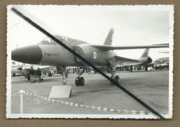 Photo écrit Au Verso : Le Bourget - Mirage    - Avion  , Aviation - Airplanes