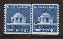 U.S. 1520  Line Pair    ** - Coils & Coil Singles