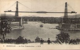 13 - MARSEILLE - Le Pont Transbordeur - Autres