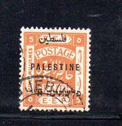 XP3518 - PALESTINA , 5 Mill  Usato - Palestine